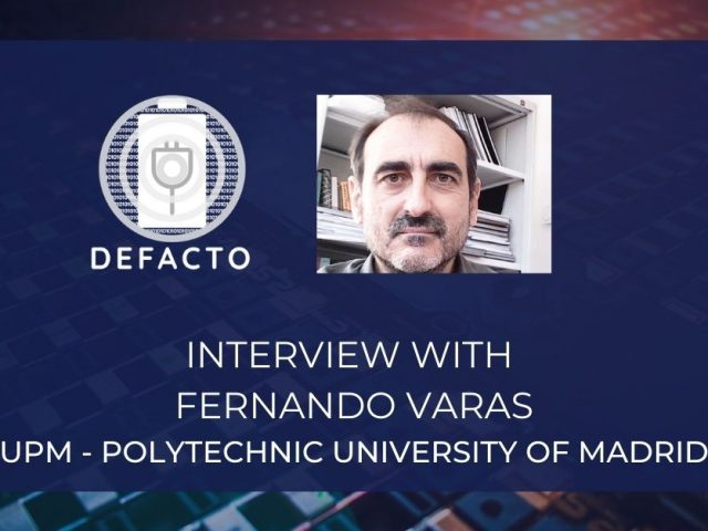 DEFACTO INTERVIEW WITH UPM